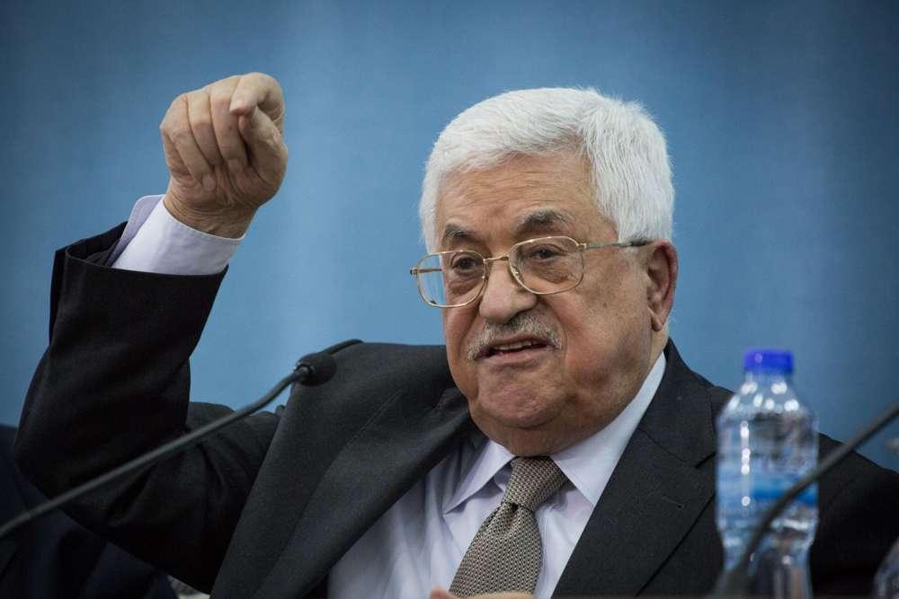 Abbas: China puede contribuir al proceso de paz
