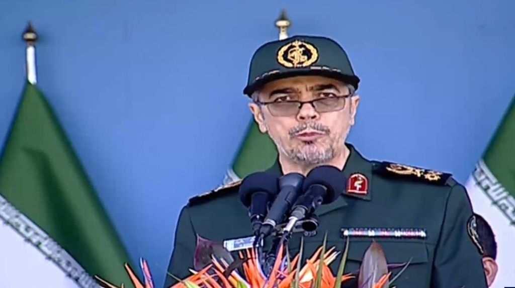 Irán amenaza a bases estadounidense si se imponen nuevas sanciones