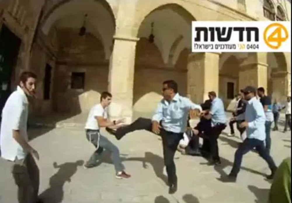 Personal del Waqf habría ayudado al ataque terrorista en el Monte del Templo