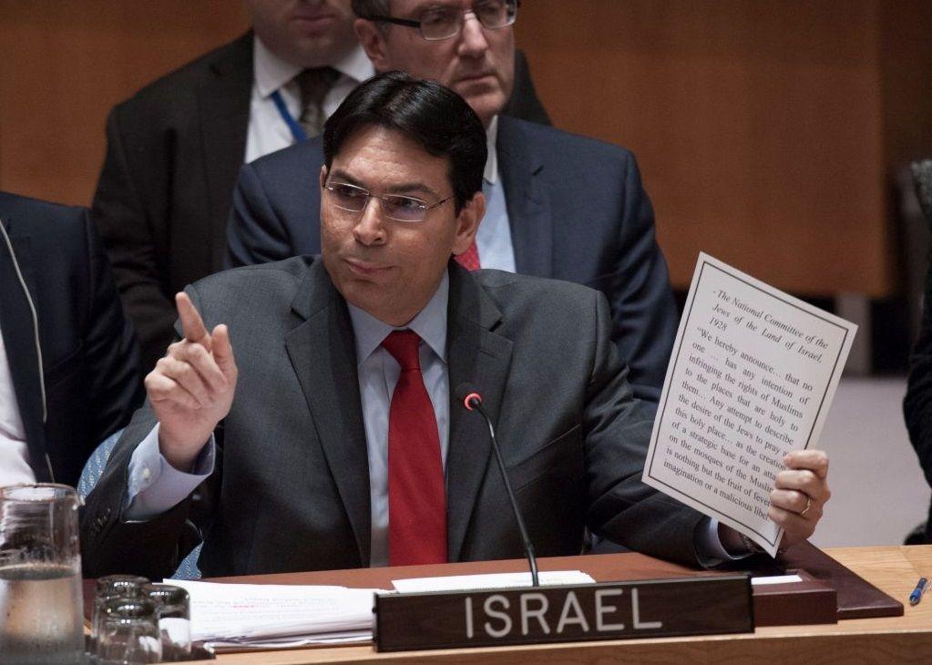 Israel exige que la ONU condene el ataque en Halamish