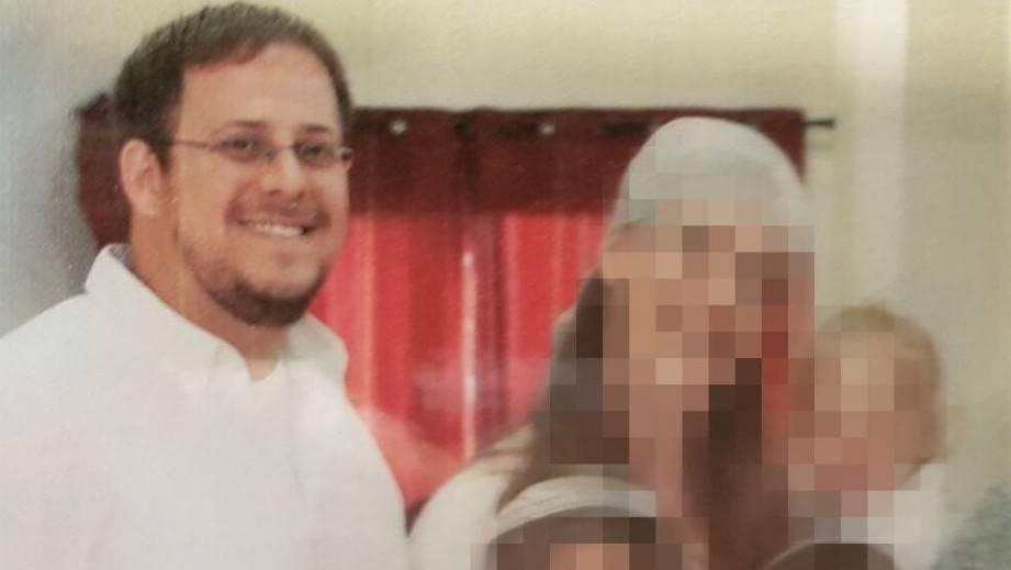 Elad Salomin, de 36 años, que fue apuñalado a muerte en Halamish por un terrorista islámico el 21 de julio de 2017. (Foto: cortesía de la familia)