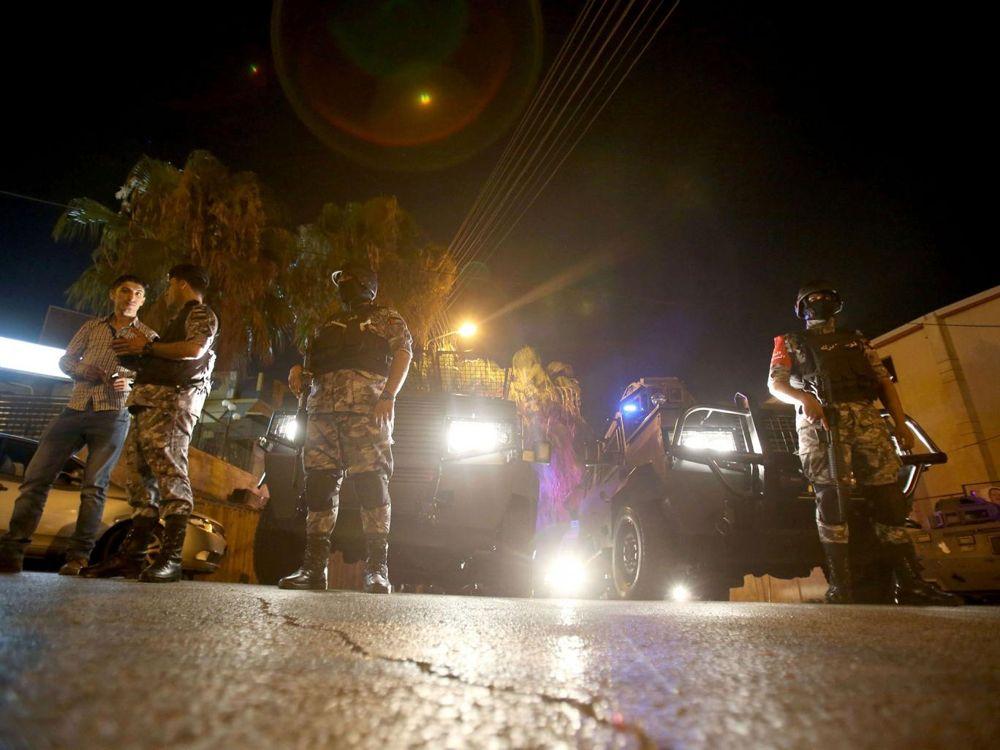 Tiroteo en la Embajada de Israel en Jordania, dos jordanos muertos