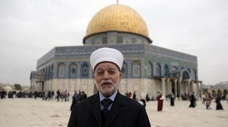 Israel detiene gran mufti de Jerusalém - Noticias de Israel