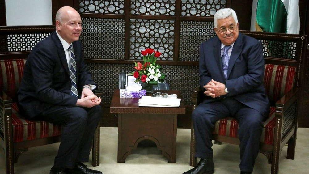 Enviado de EE.UU y embajador de Trump se reúnen con funcionarios árabes en Jerusalém