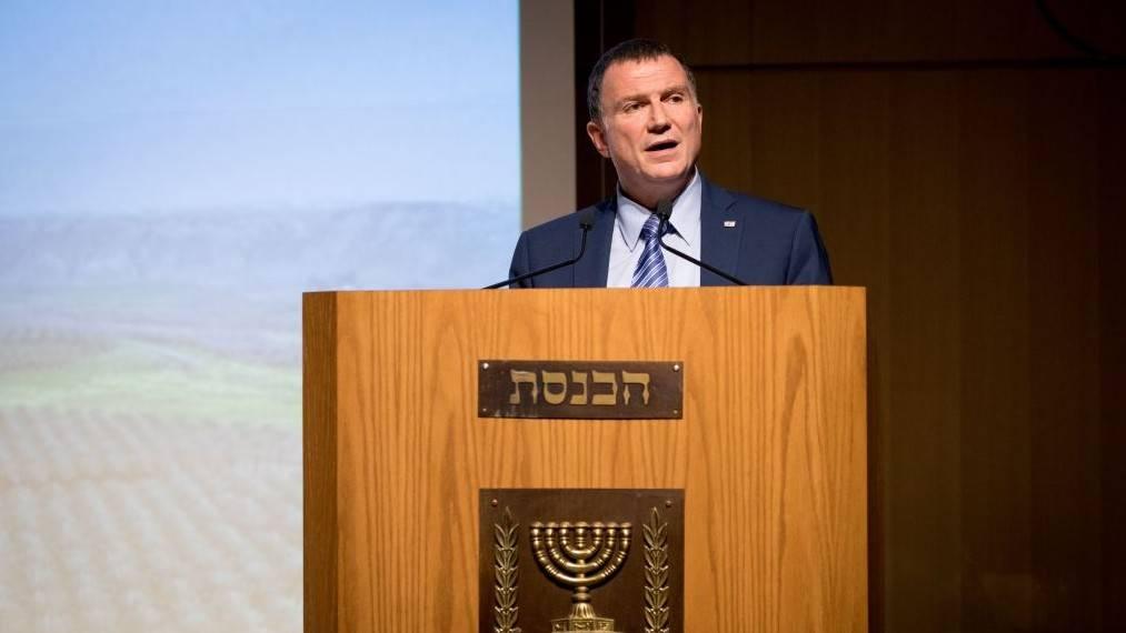 """Portavoz de la Kneset a Portavoz de parlamento jordano: """"¡hubiera sido mejor que te callaras!"""""""
