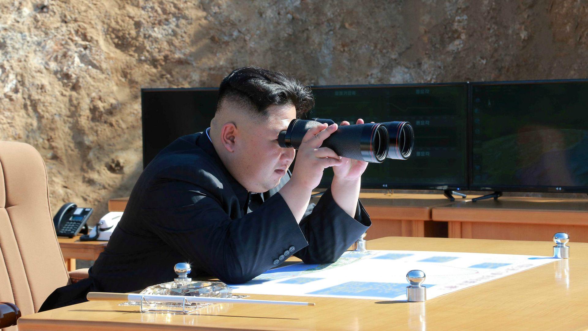 """Kim Jong-un: """"Todo Estados Unidos está ahora a nuestro alcance"""""""