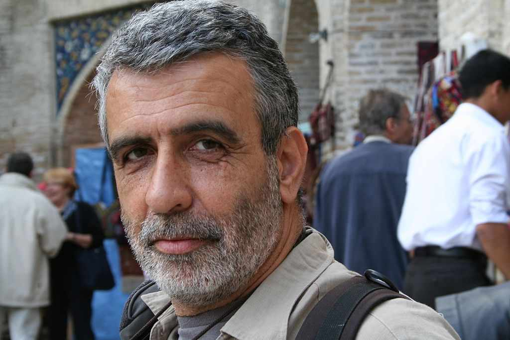 Primer arqueólogo israelí Prof. Israel Finkelstein, marzo de 2017. (Argonauter, CC-BY-SA, via wikipedia)