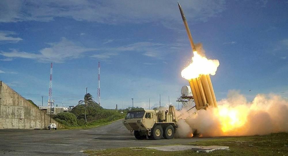 El sistema de misiles estadounidense THAAD derriba con éxito un misil balístico sobre el Pacífico