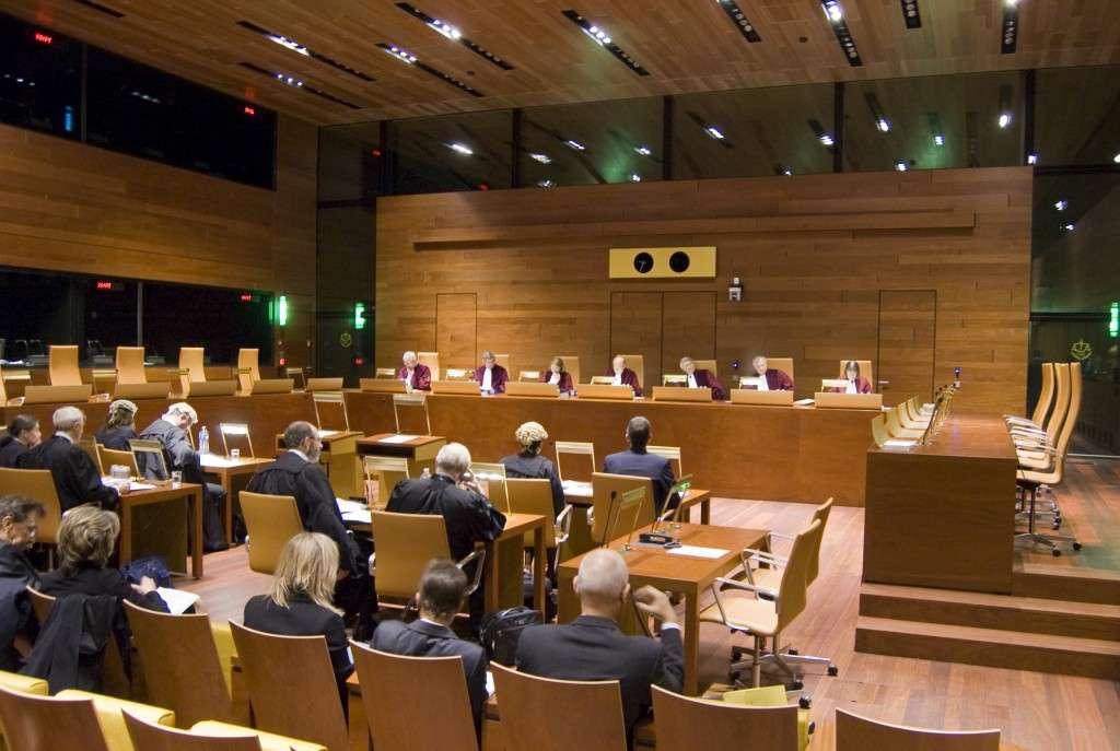 El Tribunal General de la UE. (Foto: cortesía del Tribunal de Justicia de la Unión Europea)
