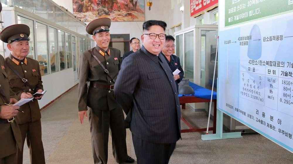 Corea del Norte lanzó múltiples proyectiles al Mar de Japón