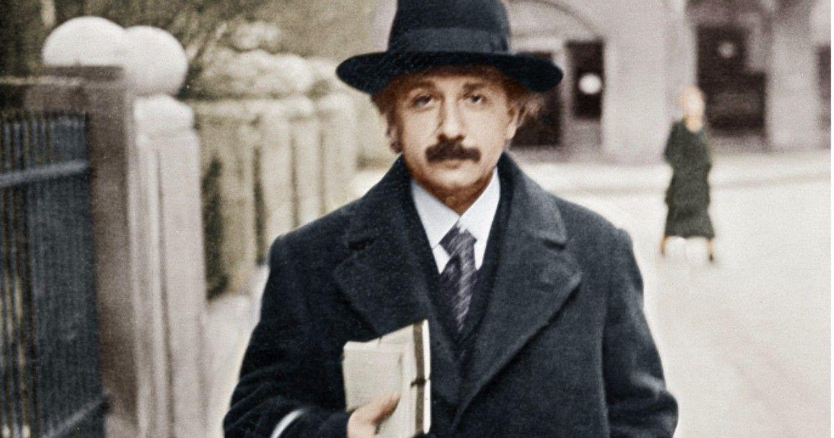 La cartas de Albert Einstein sobre el nazismo y la Gran Depresión que serán subastadas en Los Ángeles