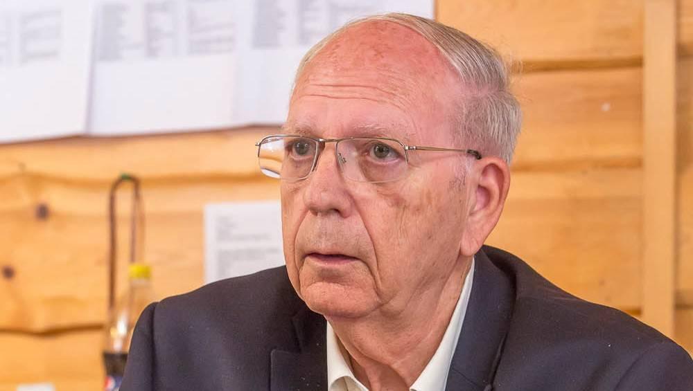 El ex jefe del Mossad Efraim Halevy (foto: CC BY-SA Eli Itkin / Wikimedia Commons)