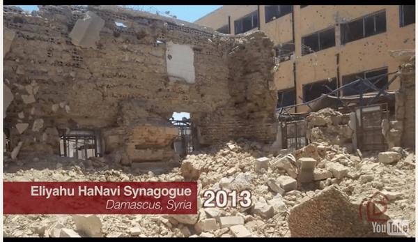 La sinagoga centenaria Eliyahu Hanavi 2013