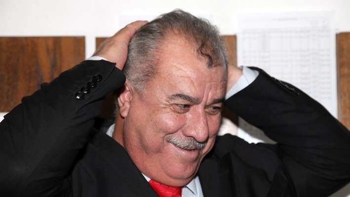Miembro del parlamento árabe-israelí, Muhammad Barakeh, 23 de marzo de 2014, (foto: Gideon Markowicz / Flash90)