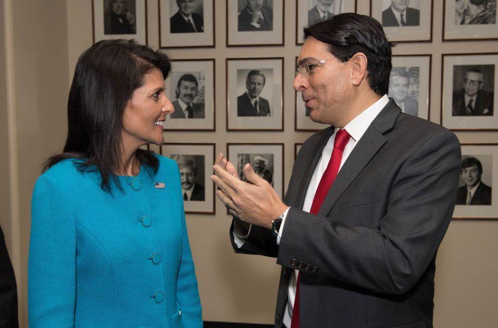 Victoria para Israel en el Consejo de Seguridad de la ONU