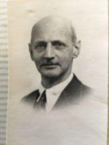 Otto Frank. (Cortesía)
