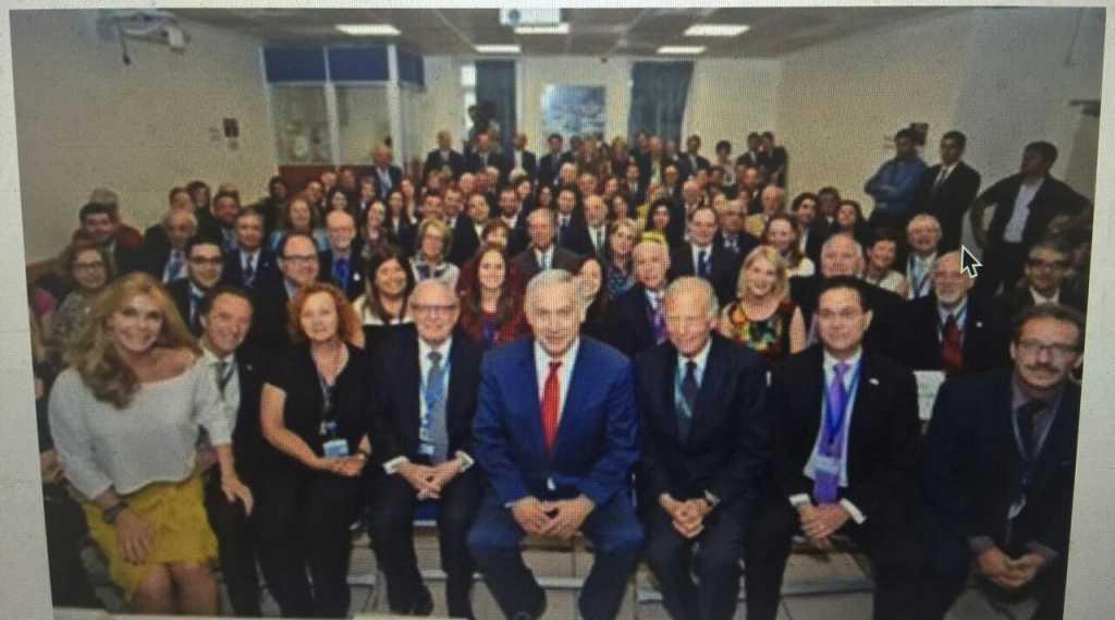 Netanyahu se reunirá con Enrique Peña Nieto y con la Comunidad judía de México