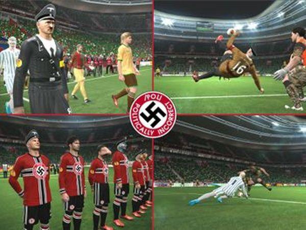Soccer nazi