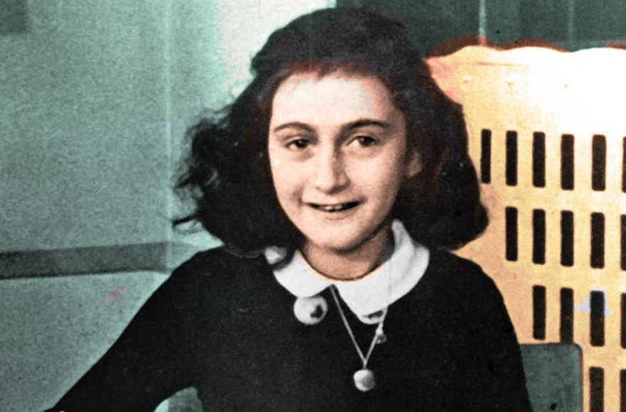 Ana Frank. (Flickr Commons)