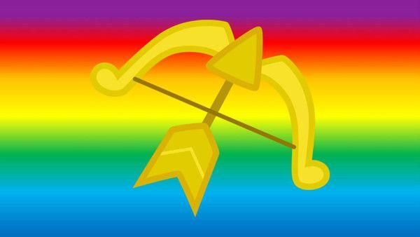 Símbolo del mes Kislev del calendario hebreo