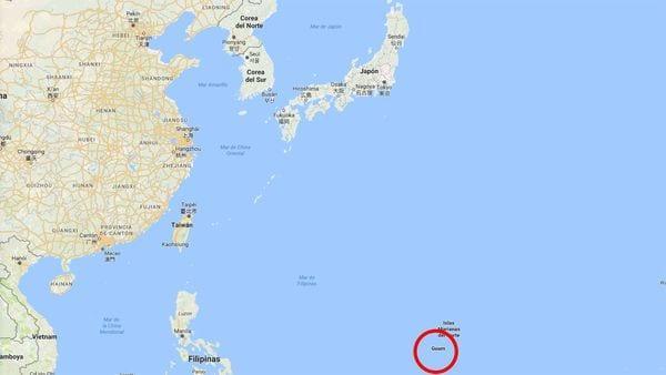 Corea del Norte revela detalles sobre cómo atacaría la base de EE.UU. en Guam