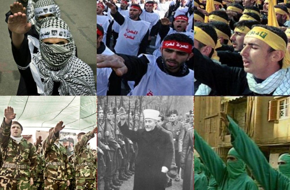 A informação proibida: Os elos da Irmandade Muçulmana com Hitler e suas conseqüências atuais