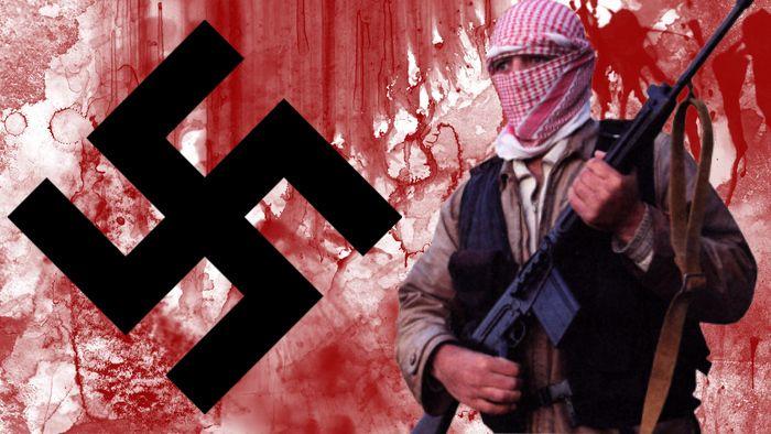 djihad nazi musulman