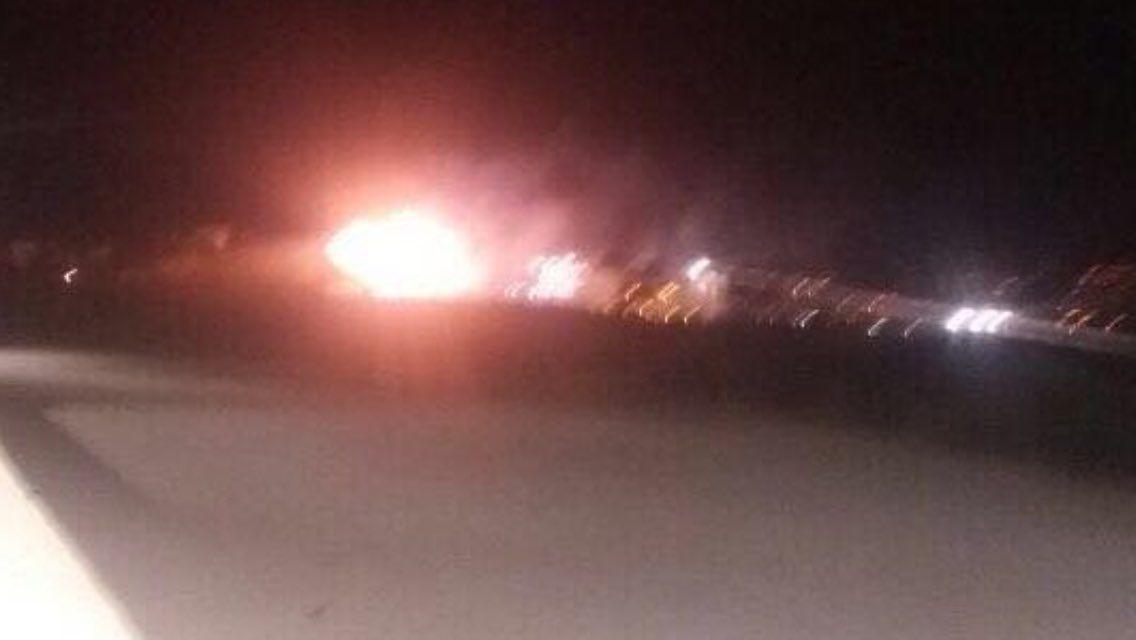 Ataque israelí a fábrica de armas químicas en Siria