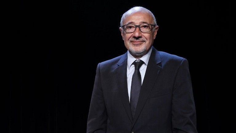 El Presidente del CRIF, Francis Kalifat. (AFP / Francois Guillot)