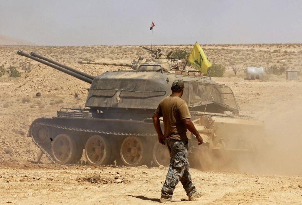 """Comandante del grupo terrorista: """"Hezbollah tiene 10.000 combatientes en Siria listos para enfrentar a Israel"""""""