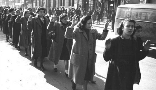Mujeres que ocultaron su embarazo y dieron a luz en campos nazis