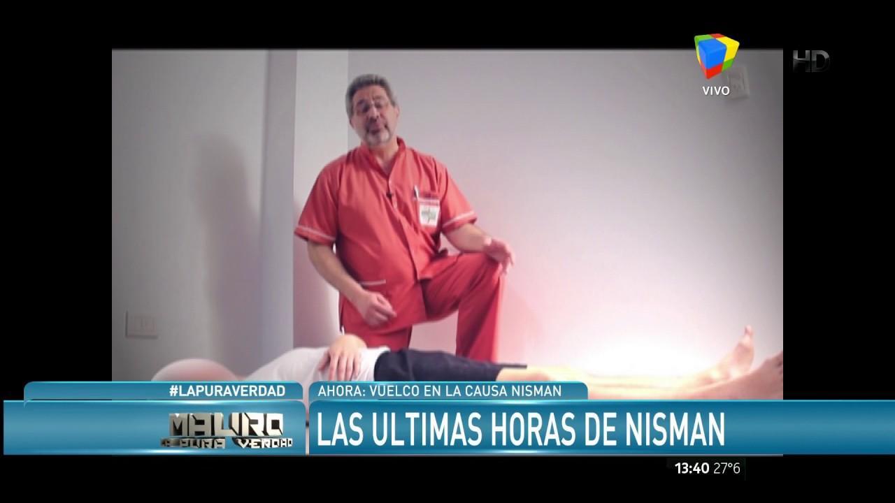Los peritos definen su veredicto sobre la muerte de Nisman