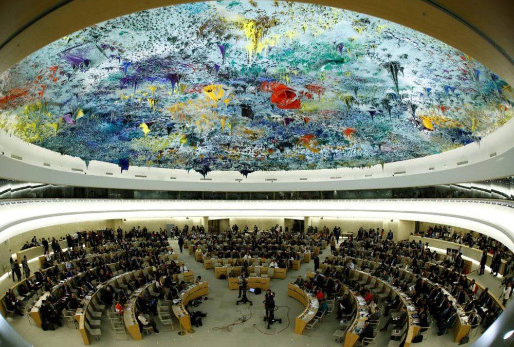 Miembros del Parlamento israelí pidieron a la ONU que deje de brindar ayuda legal a terroristas