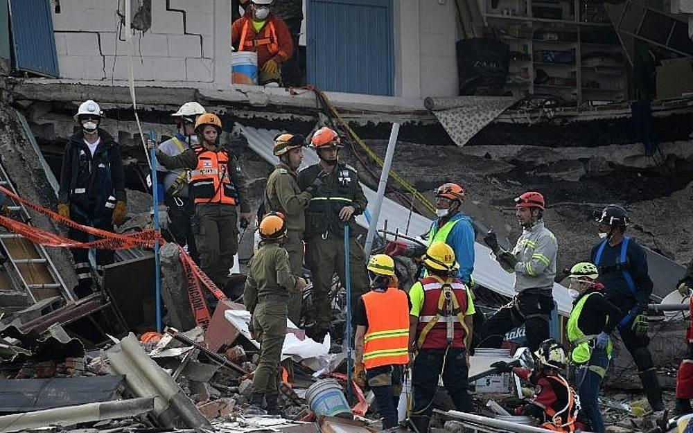 Cuerpo de rabino retirado de los escombros del terremoto en México