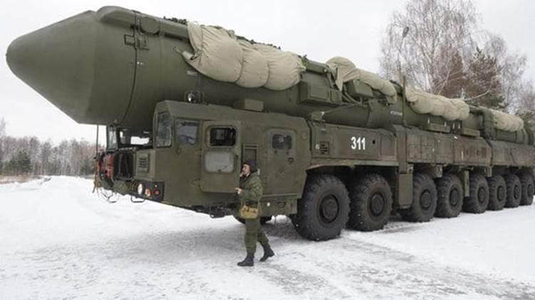 El ICBM es un desarrollo del Tópol-M
