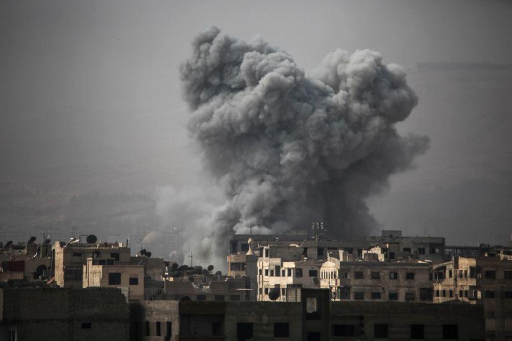 """Siria amenaza a Israel con """"peligrosas consecuencias"""""""