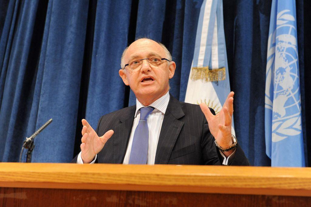 El ex canciller argentino Héctor Timerman (CC BY-MRECIC ARG, Flickr)