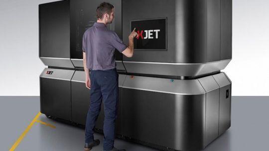 Impresora 3D israeli