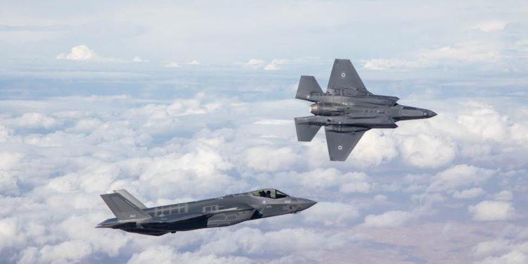 Israel es el primero en el mundo en realizar ataques con caza F-35, dice el ejército