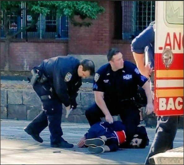 Terrorista de Manhattan identificado como Sayfullo Saipov