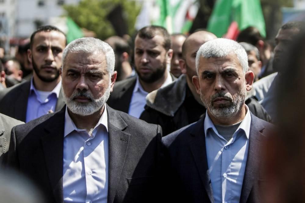 Jefe de Hamas: no discutiremos el reconocimiento de Israel, los eliminaremos