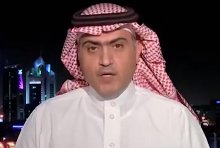 El ministro saudí para Asuntos del Golfo Thamer al-Sabhan (Captura de pantalla: YouTube)