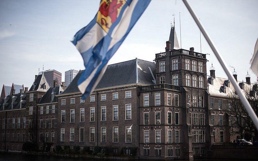 En el parlamento holandés me acaban de acusar de ser un espía israelí