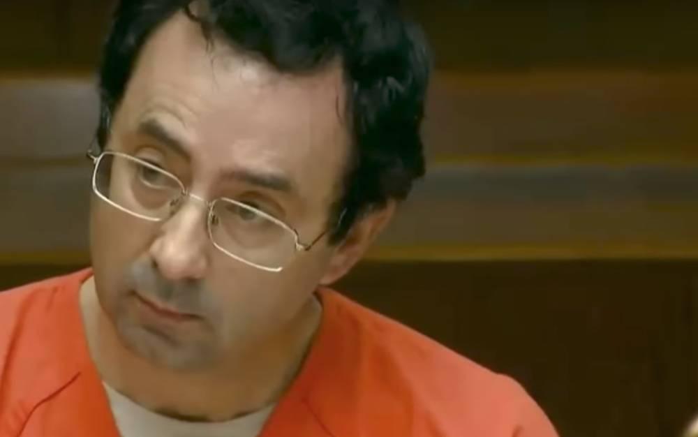 Larry Nassar (captura de pantalla de YouTube)
