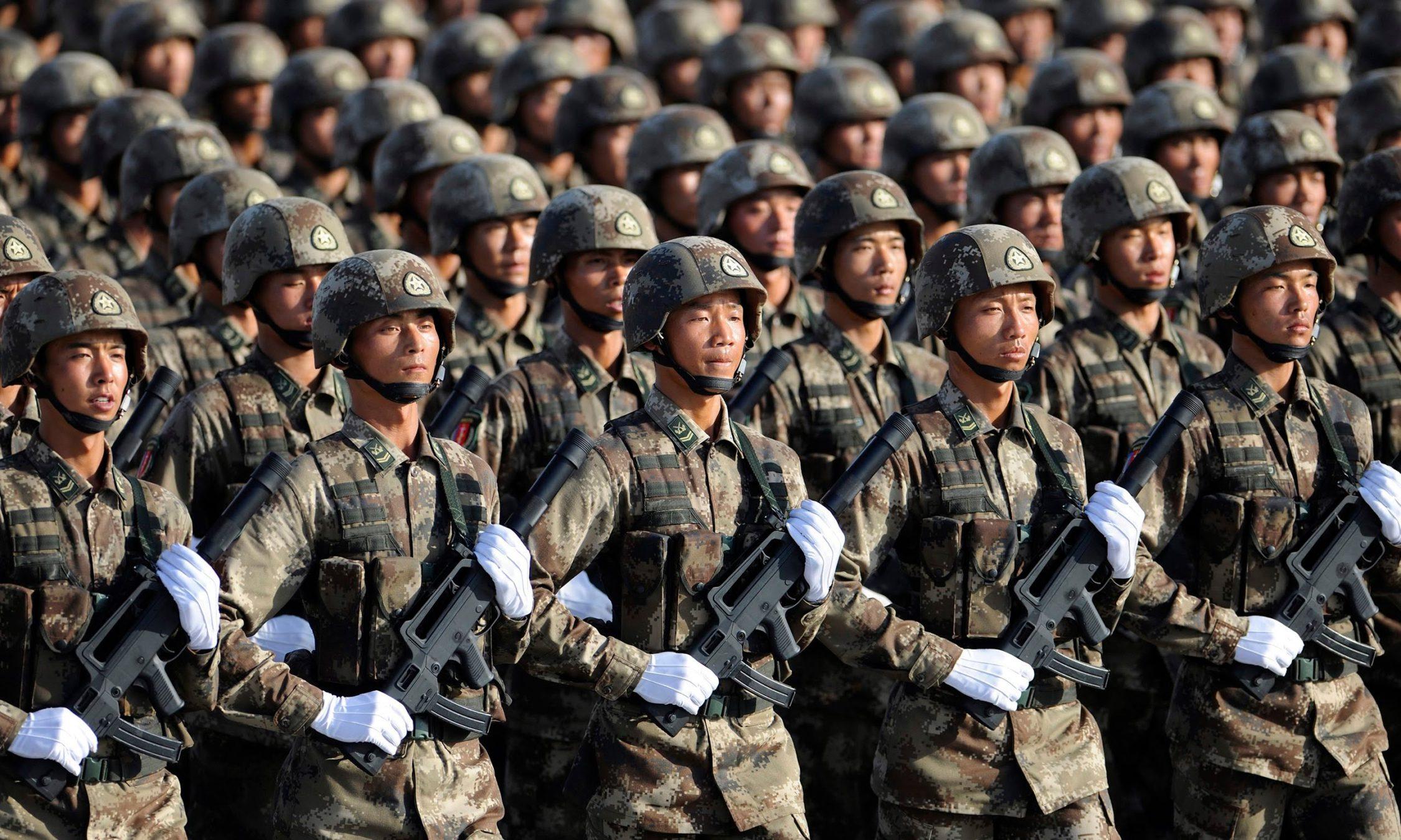 China anunció envío de fuerzas especiales a Siria