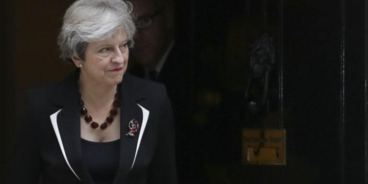 Primera Ministra británica rechaza enfáticamente el llamado pedir perdón por la Declaración Balfour