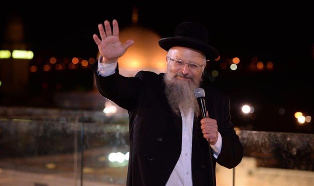 "250 rabinos a Trump: ""que la promesa de D'os a Josué se cumpla en ti"""