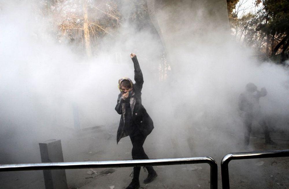 3 manifestantes asesinados a tiros por la Guardia Revolucionaria a medida que se intensifican las protestas en Irán
