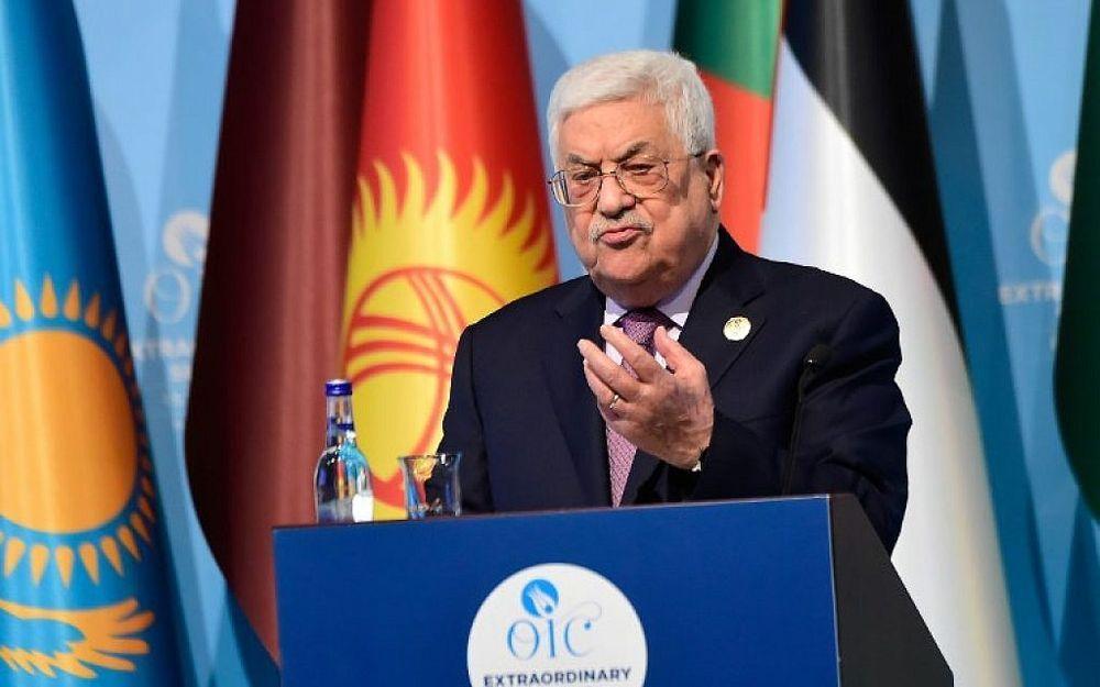 Casa Blanca: la retórica de Abbas es lo que ha impedido la paz durante años