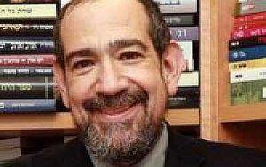 Dr. Jeffrey Woolf, Profesor Asociado en el Departamento de Talmud Naftal-Yaffe en la Universidad Bar Ilan (cortesía)